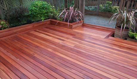 Hardwood decking exmouth for Hardwood decking supply
