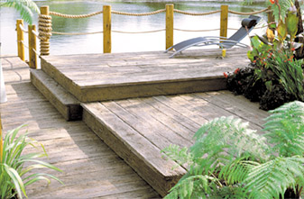 Composite Decking Devon