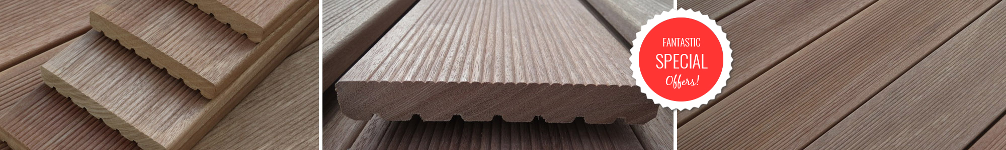 Hardwood decking devon for Hardwood decking supply